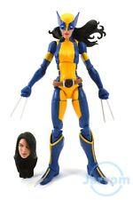 """Marvel Legends 6"""" Sauron BAF Wave X-23 Wolverine X-Men Suit Loose Complete"""