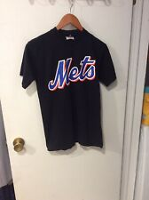 MAJESTIC BOYS NEW YORK METS MLB #7JOSE REYES T SHIRT BLACK SZ LARGE-SHORT SLEEVE