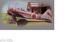 Avion de chasse Japonais NAKAJIMA Ki-27b  - KIT RS MODELS 1/72  N° 92012