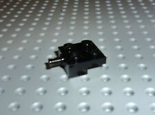 Modified 2 x 2 with Wheels Holder Wide PLATE PM354 BLACK x 10 6157 LEGO