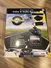 New listing DashCam Pro As Seen On Tv Portable Hd Video & Audio Recorder Nib Dash Camera