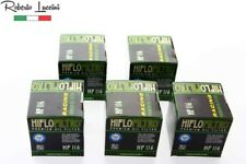 5x Ölfilter HIFLO HF116 Honda CRF 250/450