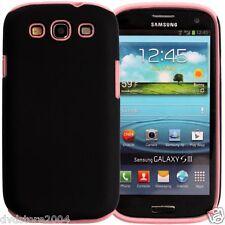 Custodia IBRIDA ROSA per Samsung Galaxy S3 I9300 I9300I NEO I9305 Cover Bumper
