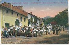 AK gruss provenant des Vosges-Colroy-la grande 1.wk (i188)