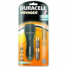 Duracell CL-1 -  VOYAGER 2 x AA 3 LED Torch (12 warranty)
