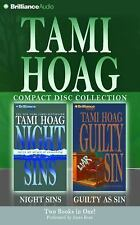 Tami Hoag Compact Disc Collection: Night Sins/Guilty as Sin (CD)