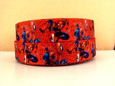 Spiderman Ribbon 9mm wide