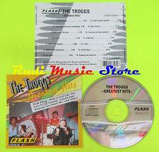 CD THE TROGGS Greatest hits germany FLASH 8326-2 lp mc dvd vhs