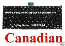 Acer Aspire MS2346 MS2377 ZHG ZHL Keyboard Clavier - Canadian CA