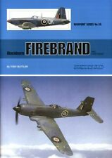 Warpaint Series No.56 - Blackburn Firebrand 36 Pages Book