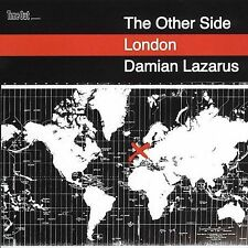 LAZARUS, DAMIAN/ OTHER SIDE OF LONDON- Dual Disc- New & Sealed-Fast Ship! C-39