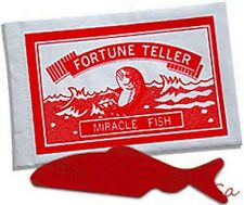 1152 FORTUNE TELLER FISH MAGIC TELLING TRICK  - Wholesale
