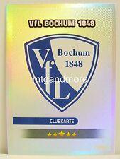 Match coronó 2016/17 2. liga - #406 vfl bochum 1848-club mapa/escudo