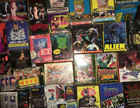 Vintage Unopened Non-Sport Wax Foil Cello Packs 7 pack Lot ODDBALL FREE SHIPPING