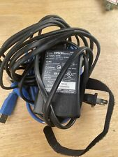 Epson OEM PictureMate Compact Photo Printer 42V Cord Power Supply B271A A251B AC