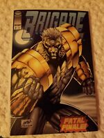 IMAGE COMICS BRIGADE #4 AND YOUNGBLOOD #5 - 1993