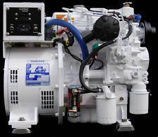 4.5 KW Diesel Marine Generator Kubota W/Heat Exchange Cooling
