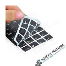 Adesivi tastiera lettere sticker notebook pc tastiera portatile lingua ITALIA