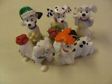 Vintage Disney Dalmatians 101 Toys Figures Figurines