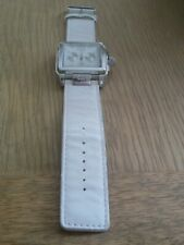 River Island Wrist Watch = Large Dial and New Battery fitted