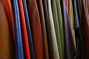 Finest Quality Whole Sheep Hide Skin Nappa Soft Leather No Marks - UK Seller