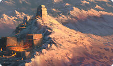 L5R Playmat [ Monastery of New Thought ] for Legend of the Five Rings LCG