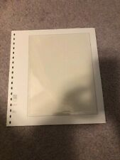 Lindner Blank T Album Stock Pages 802107 x5 !!