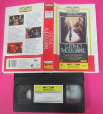 VHS film L'ULTIMO IMPERATORE 1990 Bernardo Bertolucci VIVIVIDEO (F122) no dvd