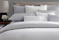 Barbara Barry Florette Ruched Row Euro Pillow Sham Dovetail