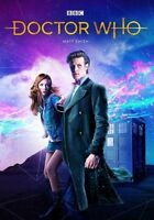 Doctor Who: The Complete Matt Smith Years (DVD,2014) (warde726119d)