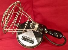 Vtg Cordomatic Mobile Lite Reel Model 505 Shoplight 5A-125v Steampunk