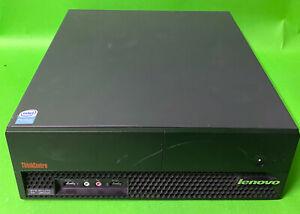 Lenovo ThinkCentre M57 6072Y7P Dual E2180 2,00GHz 4GB Ram 500GB HDD Win10pro