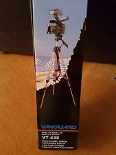 Vanguard Stativ VT-432 für Kamera und Fotoapparat