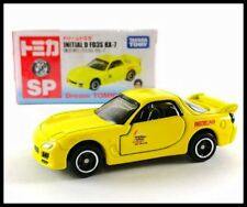 TOMICA SP DREAM Initial D MAZDA FD3S RX-7 REDSUNS TOMY Diecast Car New