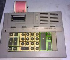 Calcolatrice Olivetti LOGOS 40 DEL 1977 VINTAGE CALCULATOR