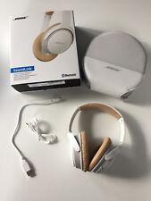 Bose Soundlink II Around ear AE2 Kopfhörer kabellos weiß neuwertig