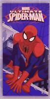 DISNEY Marvel serviette drap de bain plage SPIDERMAN 60 x 120 cm neuve