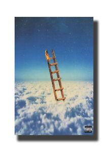 G659 Art Travis Scott Highest In The Room Print Custom Poster Silk