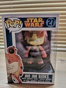 Funko Pop Star Wars - Jar Jar Binks #27