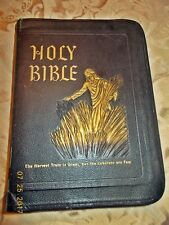 Vintage Holy Bible Master Reference Edition KJV Red Letter Edition