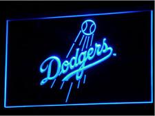 New Custom Los Angeles Dodgers LED Neon Light Signs Bar Man Cave 7 colors u pick