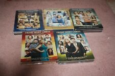 Friday Night Lights The Complete Series 1, 2, 3, 4, & 5 DVD *Brand New Sealed*