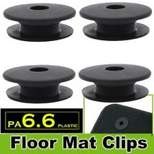 4 Sets FOR VAUXHALL ASTRA, INSIGNIA, FORD, RENAULT FLOOR MAT CLIPS BUTTON CARPET