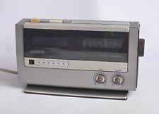 VINTAGE SONY IFC-C820L CLOCK RADIO