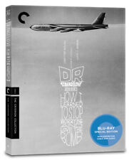 Dr Strangelove - The Criterion Collection Blu-ray (2016) Sterling Hayden