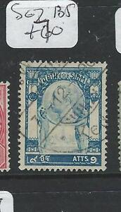 THAILAND (P3012B) 9A BLUE  RAMA USED KEDAH SG 135  VFU COPY 1
