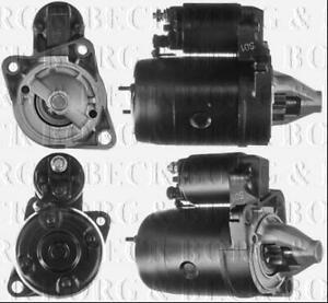 BST2031 BORG & BECK STARTER MOTOR fits Mazda Mx-5 Mk1 NEW O.E SPEC!