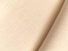 Ivory/ cream 36 count Zweigart Edinburgh Linen fabric 50 x 70 cm