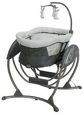 Graco Baby DreamGlider Gliding Swing Sleeper Glider Rascal New