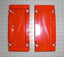 LEGO Technic - 2x Panel Verkleidung Paneel 1x5x11 rot / red 64782 42029 8258